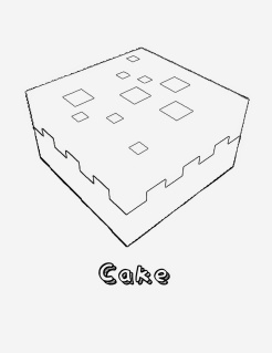 Freebie Minecraft Coloring Pages